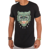 /achat-t-shirts-longs-oversize/luxury-lovers-tee-shirt-oversize-tiger-noir-108928.html