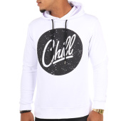 /achat-sweats-capuche/luxury-lovers-sweat-capuche-circle-chill-speckle-blanc-109138.html