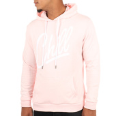 /achat-sweats-capuche/luxury-lovers-sweat-capuche-poche-chill-rose-109146.html