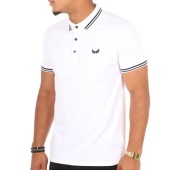 /achat-polos-manches-courtes/kaporal-polo-manches-courtes-basoc-blanc-109454.html