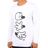 /achat-t-shirts-manches-longues/thug-n-swag-tee-shirt-manches-longues-game-blanc-110322.html