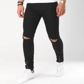 /achat-jeans/john-h-jean-slim-dechire-a261-noir-111317.html