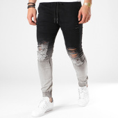 /achat-jogger-pants/john-h-jogger-pant-dechire-203-noir-97879.html