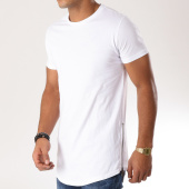 /achat-t-shirts-longs-oversize/lbo-tee-shirt-oversize-zip-115-blanc-95482.html