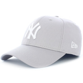 /achat-casquettes-de-baseball/new-era-casquette-9forty-league-basic-new-york-yankees-gris-blanc-70474.html