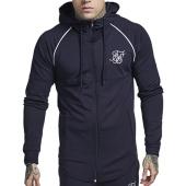 /achat-sweats-zippes-capuche/siksilk-sweat-zippe-capuche-zonal-bleu-marine-112270.html