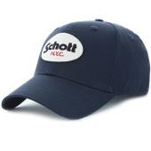 /achat-casquettes-de-baseball/schott-nyc-casquette-circle-bleu-marine-113091.html