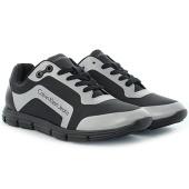 /achat-baskets-basses/calvin-klein-baskets-morris-nylon-black-silver-113667.html