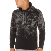 /achat-sweats-zippes-capuche/john-h-sweat-zippe-capuche-508-noir-114867.html