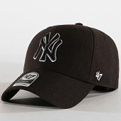 /achat-casquettes-de-baseball/47-brand-casquette-47-mvp-new-york-yankees-noir-115446.html