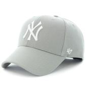/achat-casquettes-de-baseball/47-brand-casquette-mvp-new-york-yankees-mlb-gris-115470.html