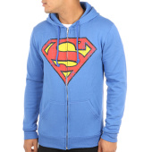 /achat-sweats-zippes-capuche/dc-comics-sweat-zippe-capuche-logo-grunge-bleu-roi-116904.html