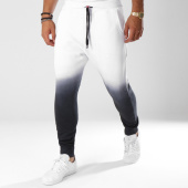 /achat-pantalons-joggings/lbo-pantalon-jogging-263-blanc-degrade-gris-anthracite-117223.html