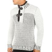 /achat-pulls/john-h-pull-5031-blanc-chine-118349.html