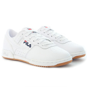 /achat-baskets-basses/fila-baskets-femme-original-fitness-5vf80172-white-navy-red-118629.html