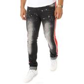 /achat-jeans/john-h-jean-slim-a272-noir-rouge-118535.html