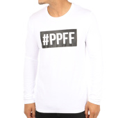 /achat-t-shirts-manches-longues/jarod-tee-shirt-manches-longues-ppff-blanc-119459.html