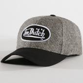 /achat-casquettes-de-baseball/von-dutch-casquette-wilson-gris-noir-119473.html