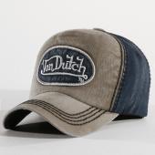/achat-casquettes-de-baseball/von-dutch-casquette-ilan-bleu-marine-gris-119478.html