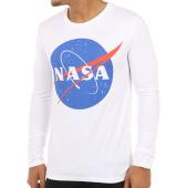 /achat-t-shirts-manches-longues/nasa-tee-shirt-manches-longues-insignia-front-blanc-119697.html