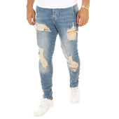 /achat-jeans/siksilk-jean-skinny-dechire-overworked-low-rise-bleu-denim-119812.html