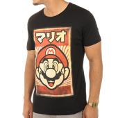 /achat-t-shirts/nintendo-tee-shirt-propaganda-poster-mario-noir-120302.html