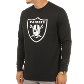 /achat-t-shirts-manches-longues/new-era-tee-shirt-manches-longues-team-apparel-oakland-raiders-nfl-noir-120904.html