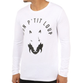 /achat-t-shirts-manches-longues/sofiane-tee-shirt-manches-longues-mon-ptit-loup-blanc-noir-121116.html