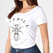 /achat-t-shirts/anthill-tee-shirt-femme-logo-blanc-121662.html