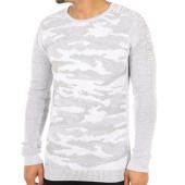 /achat-pulls/john-h-pull-3178-blanc-camouflage-gris-121802.html