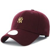 /achat-casquettes-de-baseball/new-era-casquette-femme-melton-940-new-york-yankees-mlb-bordeaux-122267.html