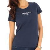 https://www.laboutiqueofficielle.com/achat-t-shirts/pepe-jeans-tee-shirt-femme-new-virginia-bleu-marine-122695.html