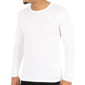 /achat-t-shirts-manches-longues/g-star-tee-shirt-manches-longues-d07204-124-blanc-122931.html