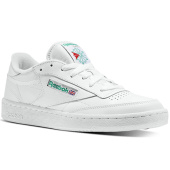 /achat-baskets-basses/reebok-baskets-club-85-ar0456-white-green-122946.html