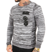 /achat-pulls/john-h-pull-3181-avec-patchs-gris-anthracite-chine-123020.html