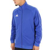/achat-vestes/adidas-veste-zippee-core-18-pes-cv3564-bleu-roi-123265.html