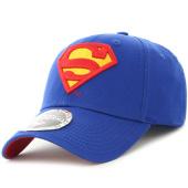 /achat-casquettes-de-baseball/dc-comics-casquette-logo-superman-bleu-marine-rouge-123451.html