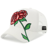 /achat-trucker/hechbone-casquette-trucker-avec-broderies-florales-rose-blanc-123558.html