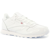 /achat-baskets-basses/reebok-baskets-femme-classic-leather-patent-cn2063-white-123904.html