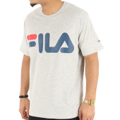 /achat-t-shirts/fila-tee-shirt-classic-logo-680427-gris-chine-124212.html