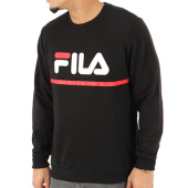 /achat-sweats-col-rond-crewneck/fila-sweat-crewneck-jun-noir-124647.html