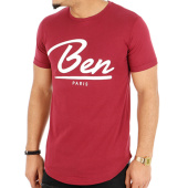 /achat-t-shirts-longs-oversize/or-tee-shirt-oversize-new-ben-bordeaux-124821.html