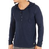 /achat-t-shirts-manches-longues/teddy-smith-tee-shirt-manches-longues-capuche-tereki-bleu-marine-124874.html