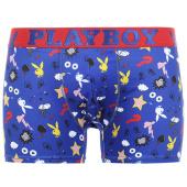 /achat-boxers/playboy-boxer-comics-bleu-marine-rouge-125170.html