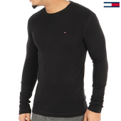 /achat-t-shirts-manches-longues/tommy-hilfiger-jeans-tee-shirt-manches-longues-original-4409-noir-125139.html