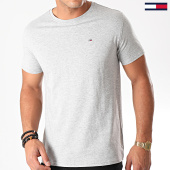 /achat-t-shirts/tommy-hilfiger-jeans-tee-shirt-original-4411-gris-chine-125156.html
