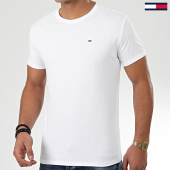 /achat-t-shirts/tommy-hilfiger-tee-shirt-original-4411-blanc-125159.html