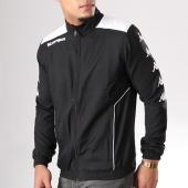 /achat-vestes/kappa-veste-zippee-tiriolo-noir-blanc-125766.html