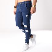 /achat-jeans/siksilk-jean-skinny-jagged-12465-bleu-denim-125787.html