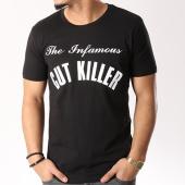 /achat-t-shirts/cut-killer-tee-shirt-the-infamous-noir-blanc-125957.html